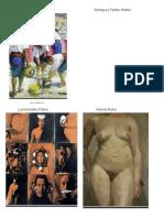 4 Pinturas de Guatemala Las Mas Famosas Año y Nombre de Autor
