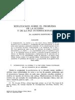 Dialnet-ReflexionesSobreElProblemaDeLaGuerraYDeLaPazIntern-26896