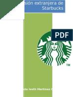 Ensayo Sobre Starbucks