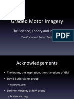 Tim Cocks - Graded Motor Imagery