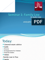 family law guide to exams