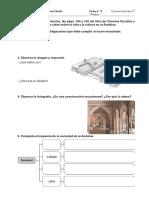 Ciencias Sociales 5 Ficha Tema 7