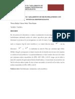 7 AISLAMIENTO DE MICROORGANISMOS CON POTENCIAL BIOFERTILIZANTE