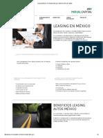 Leasing México
