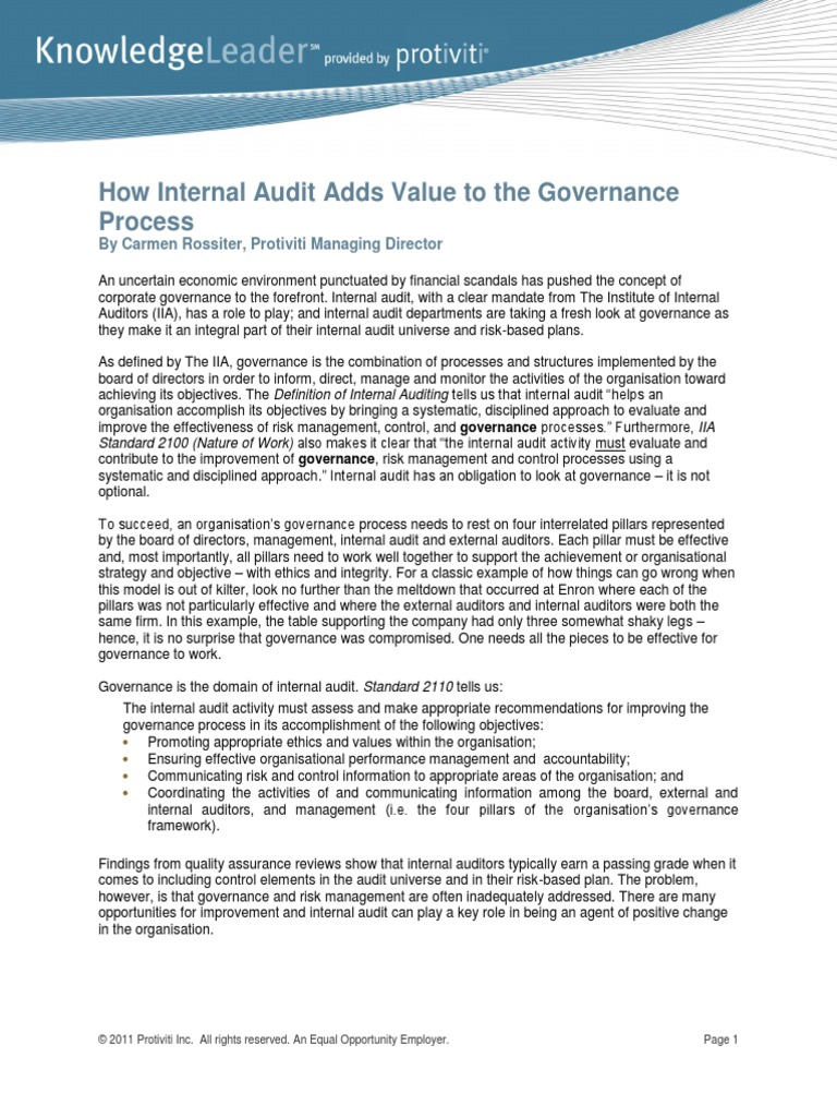 impact of information technology on internal auditing An it audit is the examination and evaluation of an organization's information technology top faqs regarding the impact of 4 it audit (information technology.