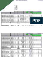 Analisis de Capacidad (Asignacion de Linea de Produccion)