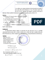 Solved Problems Samples in Fluid Flow.pdf