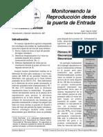 Fricke 2003 - Monitoreo Reprod en Lecheras