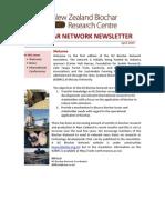 New Zealand Biochar Network Newsletter - April 2009
