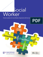 Social Worker Practice Guidance for Social Workers Version 2 April 2015