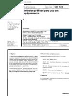NBR 11467 - Simbolos Graficos Para Uso Em Equipamentos