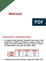 2° ANO - Matrizes