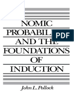Nomic Probability and the Foundations of Induction