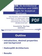 3.2-HadoopDB