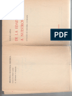Lapesa, Rafael, Poesía de Cancionero y Poesía Italianizante