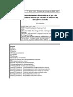 NBR 14323 - Dimensionamento De Estruturas De Aço E De Estruturas Mistas Aço-Concreto De Edifícios Em Situação De Incêndio