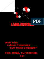 Agua Oxigenada H202