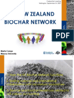 The New Zealand Biochar Network