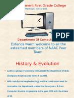 Computer Sci Profile