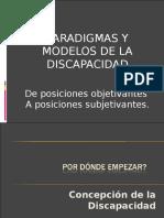 paradigmas y modelos en discapacidad..ppt