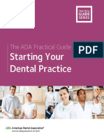 Guide to Starting Your Dental Practice (the ADA Practical Guide Series) - American Dental Association; (January 12, 2011)