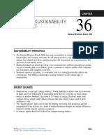 Biodiesel Sustainability