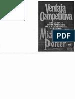 Ventaja Competitiva - Michel Porter.pdf