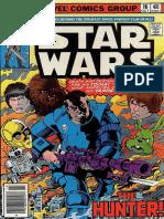 Marvel Star Wars 016 - El Cazador
