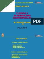 Cap. 3 (Fluidos y Alteracion Hidrotermal)