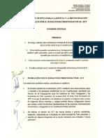 Informe Final - Comisión de Justicia y Reconciliación SODALICIO
