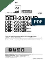 Pioneer Deh-2350ub