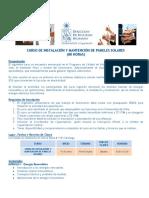 Curso de Instalacion y Mantencion de Paneles Solares(1)
