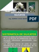 Sistematica de Silicatos