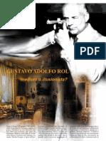 GUSTAVO ADOLFO ROL Medium o Illusionista
