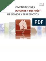 Manual de Sismos Recomendacion ONEMI