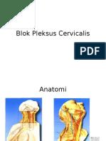 Blok Pleksus Cervicalis