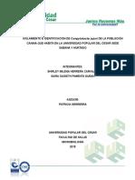 Aislamiento de Campylobacter Upc Alvaro