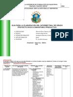 Estructura Del Informe Final EF