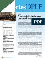 Sistema Judicial en Bolivia