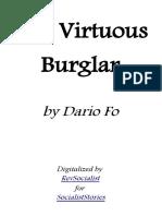 The Virtuous Burglar - Dario Fo