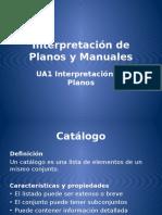 Interpretación de Planos y Manuales