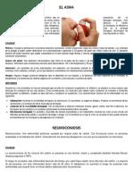 Monografia El Asma