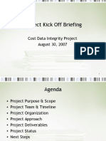2.02 Project Kick Off Meeting