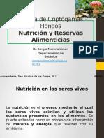 2. Nutricion de Hongos