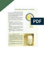 Informacion Sobre Alimentos y Nutrientes