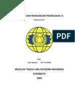Analisis Dan Rancangan Pekerjaan 2