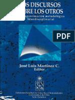 Martínez Documentos y Discursos. Una Reflexion Desde La Etnohistoria