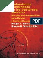 Tratamientos combinados de los trastornos mentales - Morgan T. Sammons.pdf