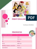 First English Class