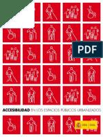 Accesibilidad UrbanaACCESEspaPublicUrba
